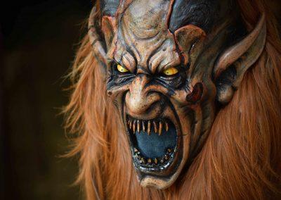 Maschera Krampus